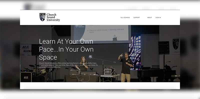 ChurchSoundU.com