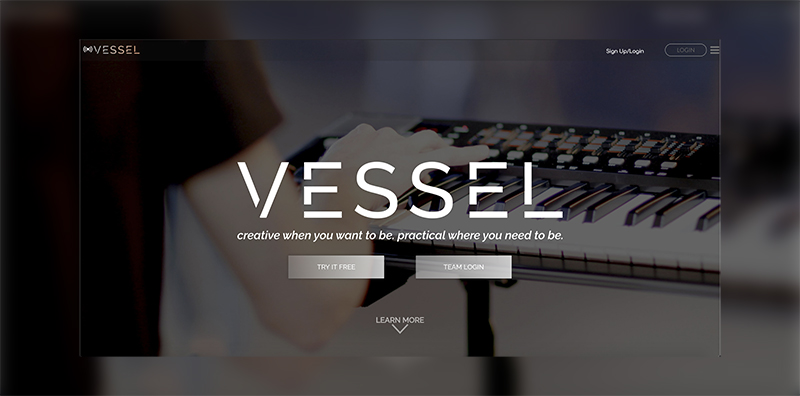 VesselWorship.org Screenshot