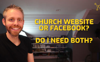 Do I Need A Church Website If I Have Facebook?